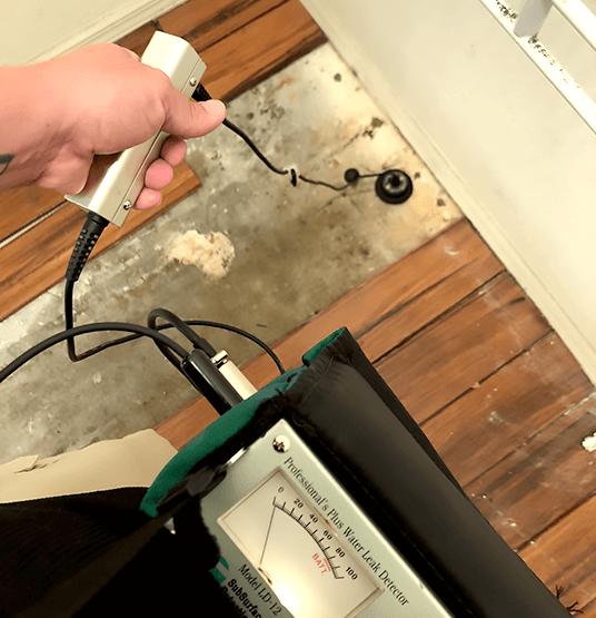 Orange County Slab Leak Detection